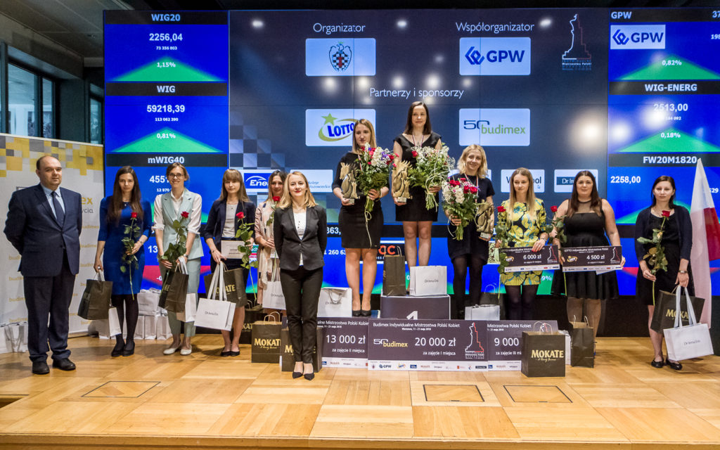 Jolanta Zawadzka Mistrzynią Polski